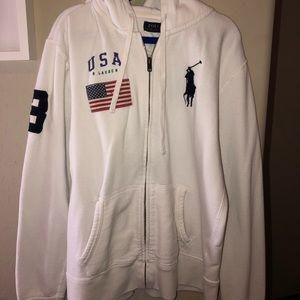 new polo jacket